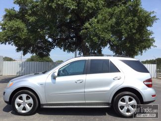 2010 Mercedes-Benz ML 350 BlueTEC Diesel AWD | American Auto Brokers San Antonio, TX in San Antonio Texas