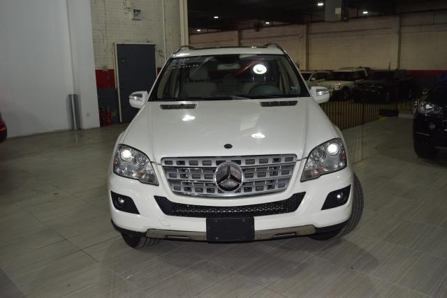 2010 Mercedes-Benz ML350 4 dr SUV Richmond Hill, New York 2