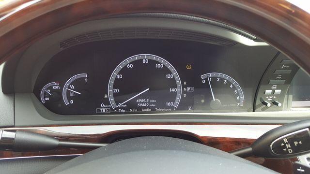 2010 Mercedes-Benz S 550 4 MATIC Arlington, Texas 19