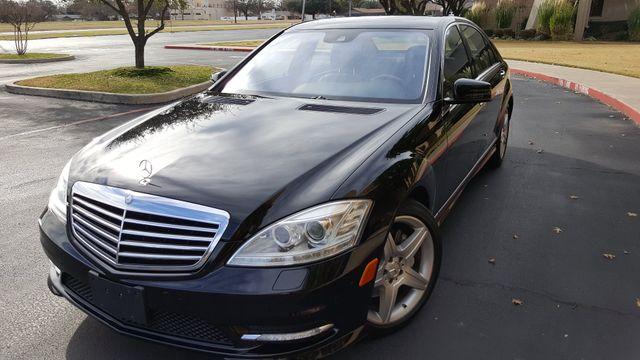 2010 Mercedes-Benz S 550 4 MATIC Arlington, Texas 4