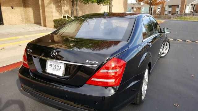 2010 Mercedes-Benz S 550 4 MATIC Arlington, Texas 7