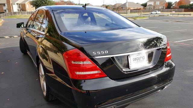 2010 Mercedes-Benz S 550 4 MATIC Arlington, Texas 11