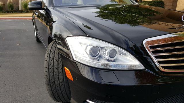 2010 Mercedes-Benz S 550 4 MATIC Arlington, Texas 12