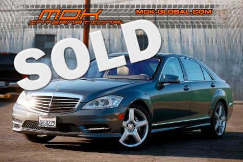 2010 Mercedes-Benz S 550 - Sport - P2 - Rear DVD - Keyless GO in Los Angeles