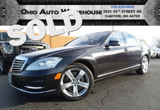 2010 Mercedes-Benz S 550 4Matic AWD V8 Navi Pano Roof We Finance | Canton, Ohio | Ohio Auto Warehouse LLC in  Ohio