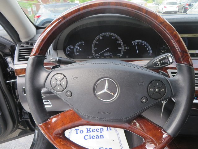 2010 Mercedes-Benz S 550 Charlotte-Matthews, North Carolina 15