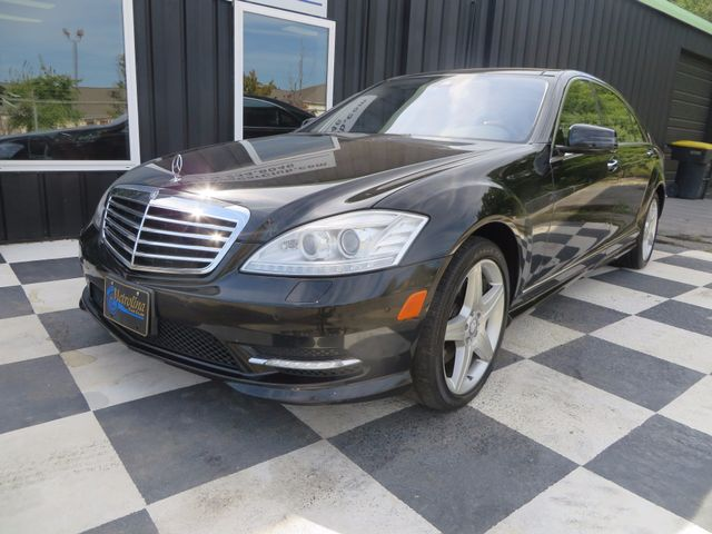 2010 Mercedes-Benz S 550 Charlotte-Matthews, North Carolina 0