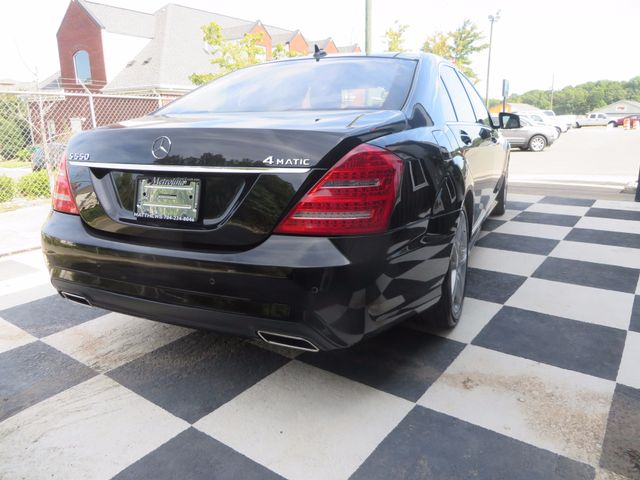 2010 Mercedes-Benz S 550 Charlotte-Matthews, North Carolina 14