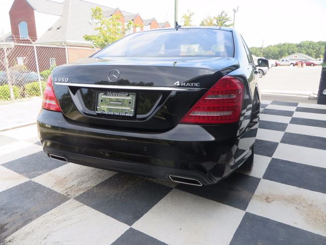 2010 Mercedes-Benz S 550 Charlotte-Matthews, North Carolina 20