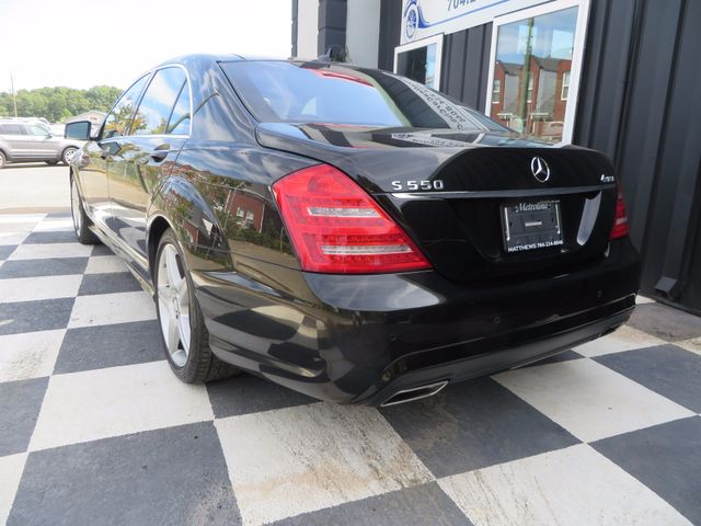 2010 Mercedes-Benz S 550 Charlotte-Matthews, North Carolina 22