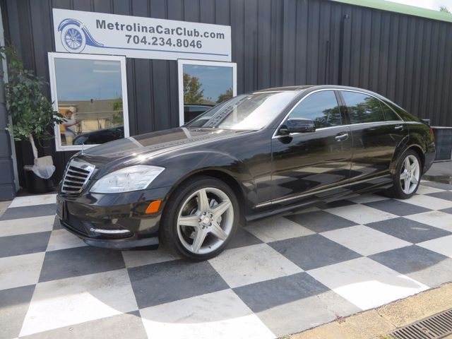 2010 Mercedes-Benz S 550 Charlotte-Matthews, North Carolina 2