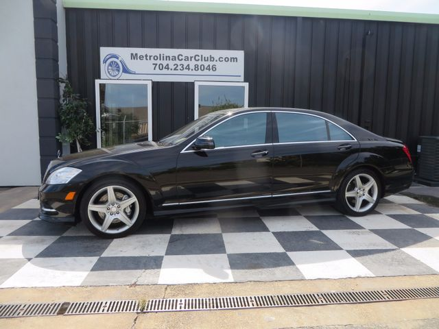 2010 Mercedes-Benz S 550 Charlotte-Matthews, North Carolina 3