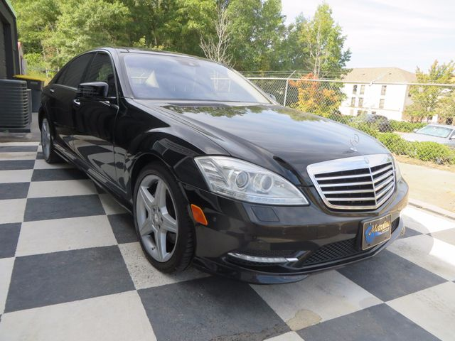 2010 Mercedes-Benz S 550 Charlotte-Matthews, North Carolina 5