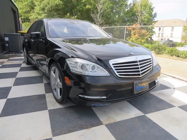 2010 Mercedes-Benz S 550 Charlotte-Matthews, North Carolina 10