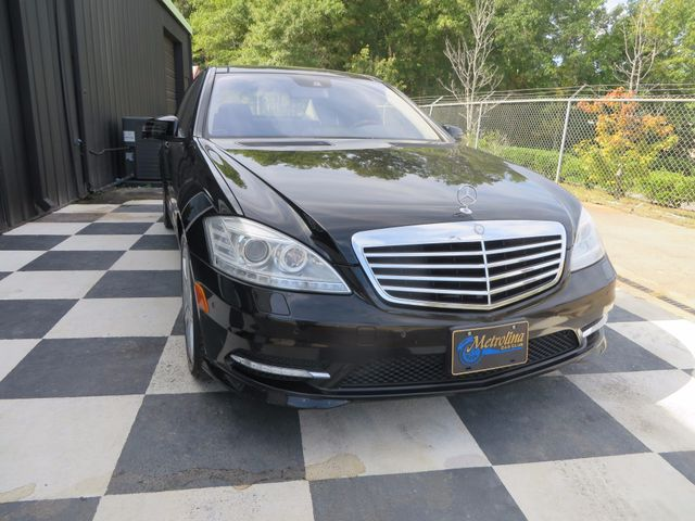 2010 Mercedes-Benz S 550 Charlotte-Matthews, North Carolina 11