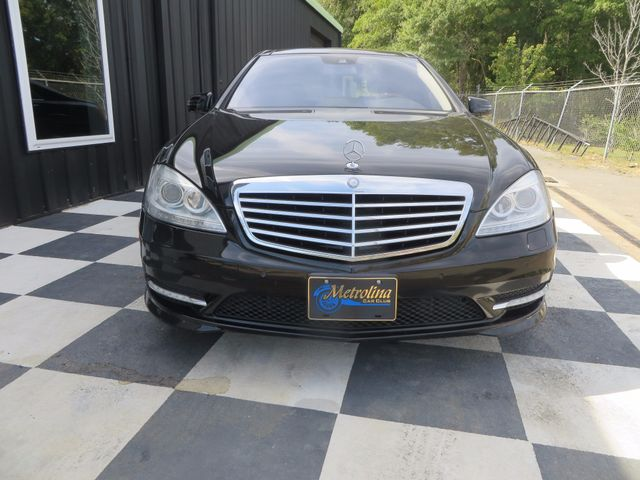 2010 Mercedes-Benz S 550 Charlotte-Matthews, North Carolina 12
