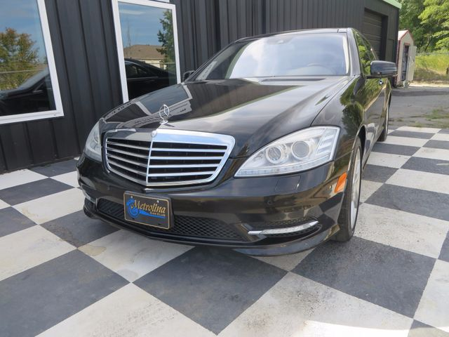 2010 Mercedes-Benz S 550 Charlotte-Matthews, North Carolina 13