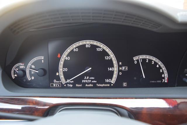 2010 Mercedes-Benz S 550 S550 4MATIC Sedan Richmond Hill, New York 14