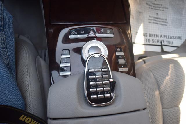 2010 Mercedes-Benz S 550 S550 4MATIC Sedan Richmond Hill, New York 19