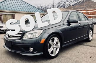 2010 Mercedes C300W4 C300 4MATIC Sport Sedan LINDON, UT