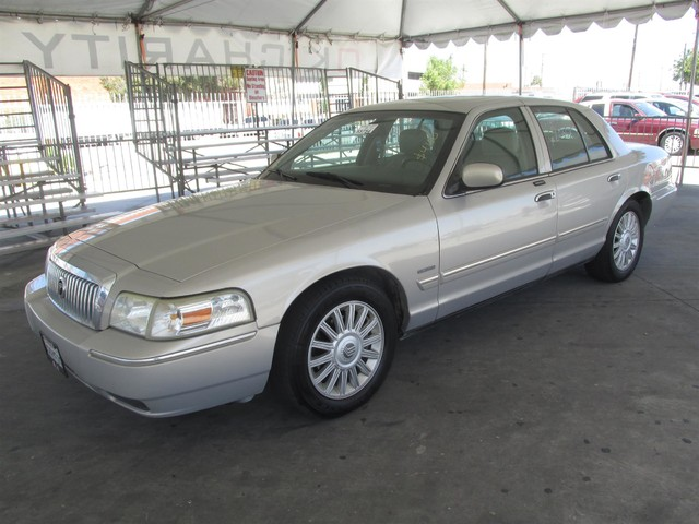 2010 Mercury Grand Marquis LS Please call or e-mail to check availability All of our vehicles a