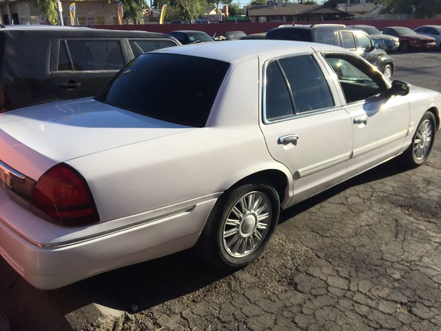 Used Cars in Las Vegas 2010 Mercury Grand Marquis