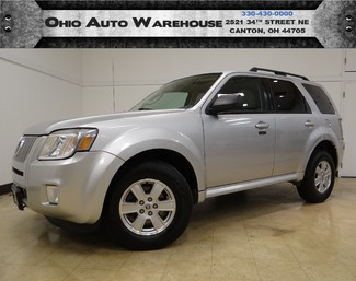 2010 Mercury Mariner AWD Sunroof Leather V6 We Finance in  Ohio