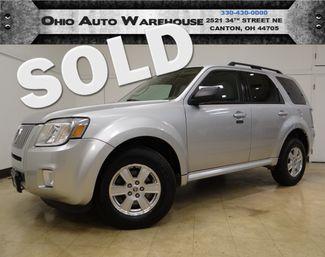 2010 Mercury Mariner AWD Sunroof Leather V6 We Finance   Canton, Ohio   Ohio Auto Warehouse LLC in  Ohio