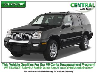 2010 Mercury Mountaineer Premier | Hot Springs, AR | Central Auto Sales in Hot Springs AR