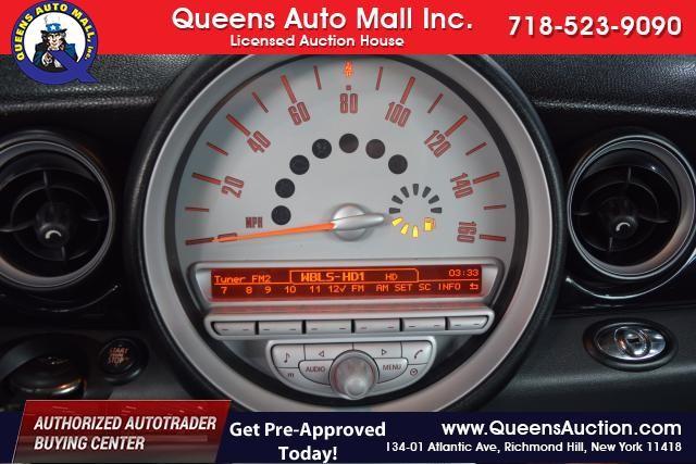 2010 Mini Convertible S Richmond Hill, New York 12