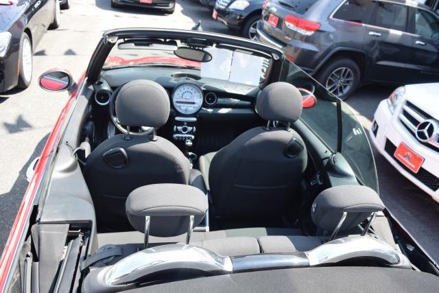 2010 Mini Convertible S Richmond Hill, New York 21