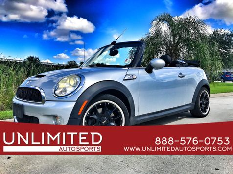 2010 Mini Convertible S in Tampa, FL