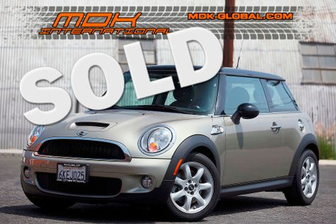 2010 Mini Hardtop S - Auto - Panoramic sunroof in Los Angeles