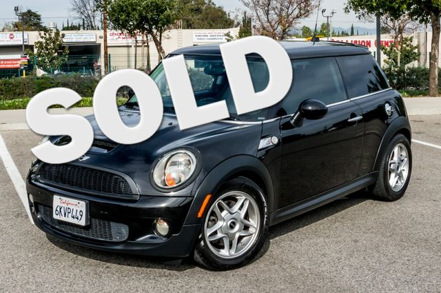 2010 Mini Hardtop S - 61K MILES - MANUAL Reseda, CA 0