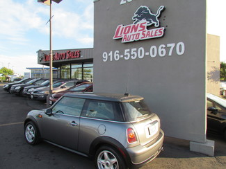 2010 Mini Hardtop Manual Sacramento, CA 9