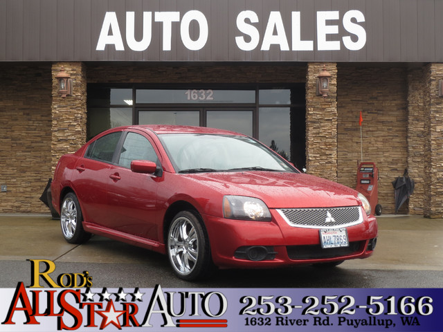 2010 Mitsubishi Galant FE The CARFAX Buy Back Guarantee that comes with this vehicle means that yo