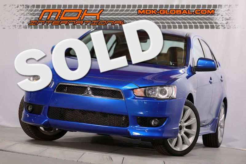 2010 Mitsubishi Lancer GTS - Leather - Touring pkg  city California  MDK International  in Los Angeles, California