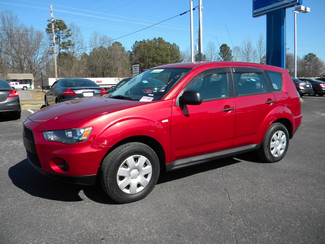 2010 Mitsubishi Outlander in dalton, Georgia