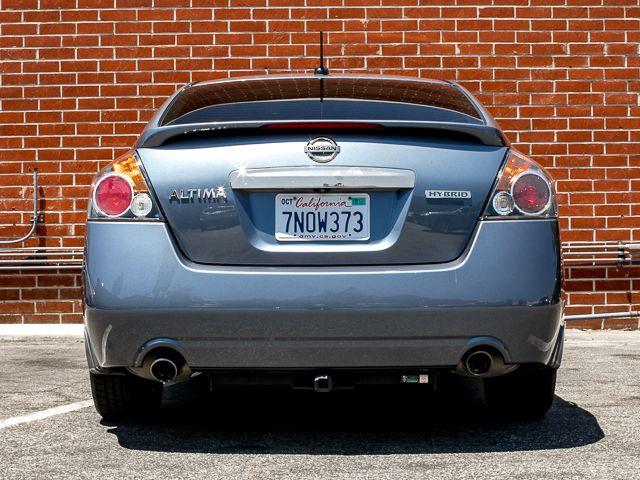 2010 Nissan Altima Hybrid Burbank, CA 3