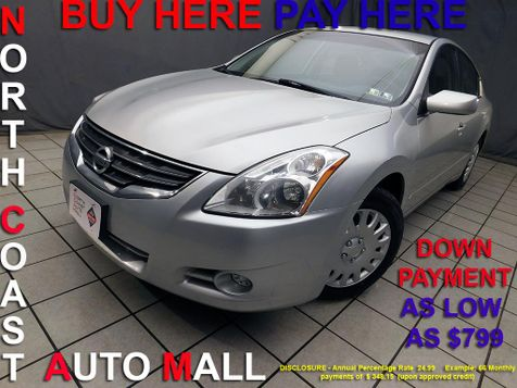 2010 Nissan Altima 2.5 S As low as $799 DOWN in Cleveland, Ohio