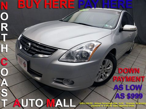2010 Nissan Altima 2.5 S As low as $999 DOWN in Cleveland, Ohio