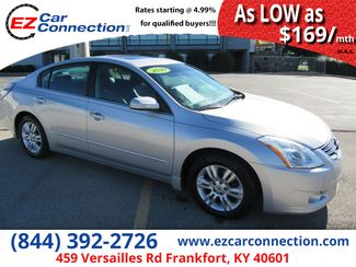 2010 Nissan Altima 2.5 SL | Frankfort, KY | Ez Car Connection-Frankfort in Frankfort KY