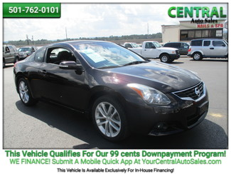 2010 Nissan Altima in Hot Springs AR