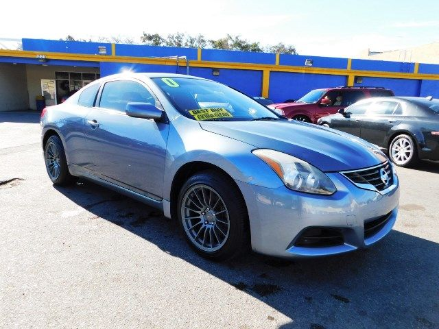 2010 Nissan Altima 25 S Limited warranty included to assure your worry-free purchase AutoCheck r