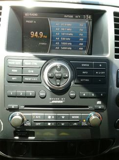 2010 Nissan Armada Titanium Memphis, Tennessee 21