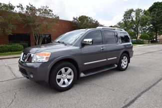 2010 Nissan Armada Titanium Memphis, Tennessee 12