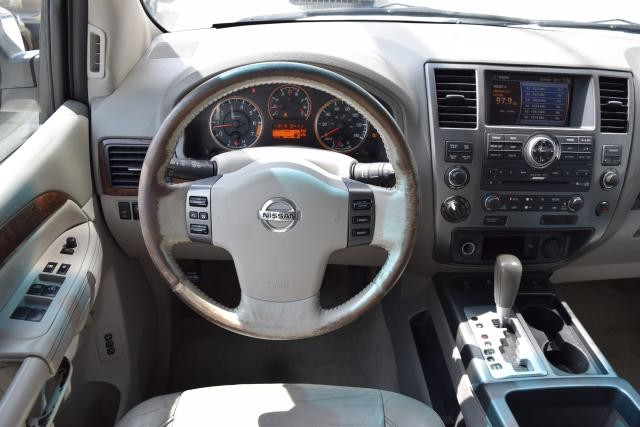 2010 Nissan Armada Platinum Richmond Hill, New York 27