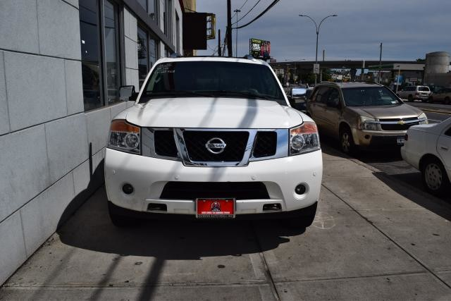 2010 Nissan Armada Platinum Richmond Hill, New York 1