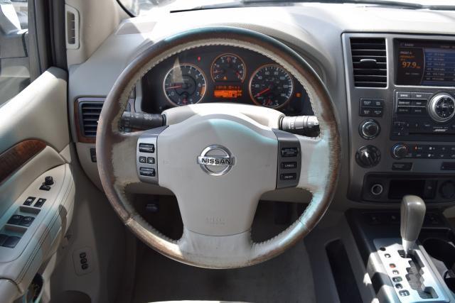2010 Nissan Armada Platinum Richmond Hill, New York 29