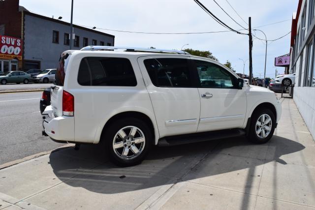 2010 Nissan Armada Platinum Richmond Hill, New York 4